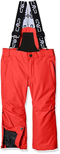 CMP–Pantalones de esquí, otoño/Invierno, Niños, Color Bitter_C672, tamaño 104