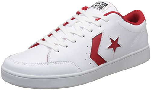 ea74f58d17c Converse Men s White Sneakers – 10 UK India (44 EU)(159805C)