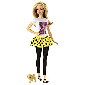 Barbie Great Puppy Adventure Doll