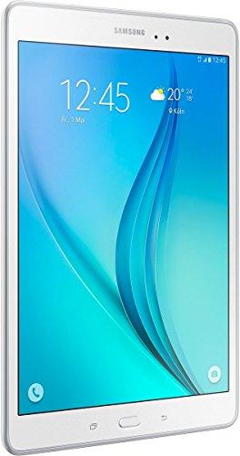 'Samsung sm-t555nzwadbt Galaxy Tab A, 9,7, 4g/LTE, 16GB, Weiß (Tablet Samsung Galaxy 3g 4g Lte)
