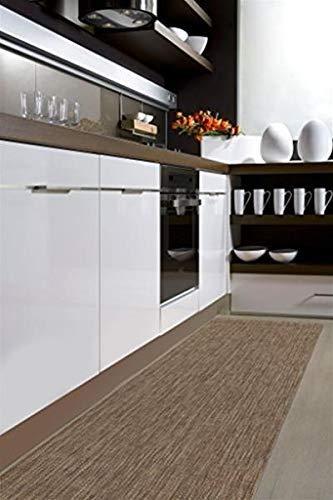Abc, i-te x , tappeto, marrone, 60 x 200 cm