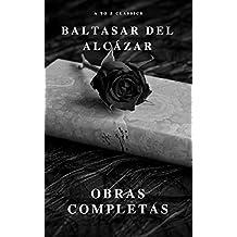 Baltasar del Alcázar: Obras completas