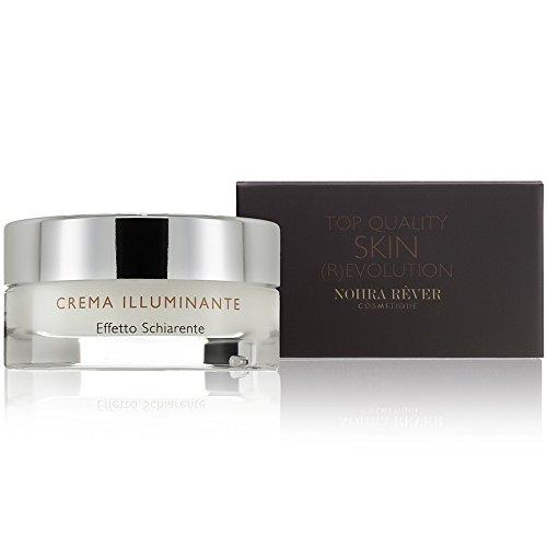 Nohra Rever Cosmetique Crema Illuminante. Effetto Schiarente - 50 ml. Agisce velocemente ed efficacemente negli strati più profondi dell'epidermide, riducendo le discromie e le macchie cutanee.
