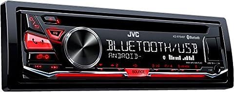 JVC KD-R784BT USB/CD-Receiver mit Bluetooth inklusiv A2DP