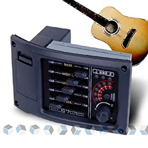 acoustic guitar preamp eq effects pedal pickup tuner electronics. Black Bedroom Furniture Sets. Home Design Ideas