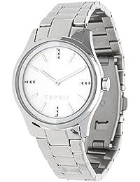 ESPRIT Women's Quartz Watch with Silver Analog Quartz Stainless Steel ES108842001