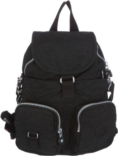 Kipling - Firefly N, Shoppers y bolsos de hombro Mujer, Schwarz (Black), One Size