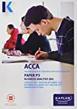 ACCA P3 Business Analysis - Complete Text (Acca Complete Texts)