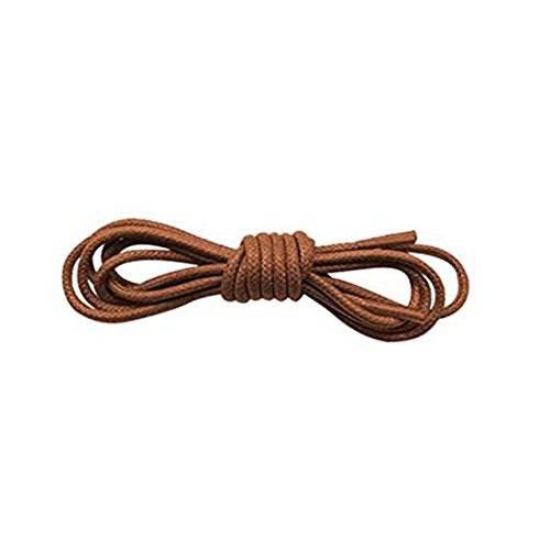 Wax Brown Shoe laces for mens smart shoes available in 70cm & 95cm