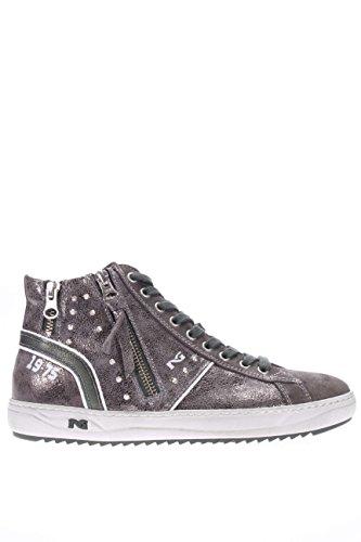A616250D-103.Sneaker alta.Antracite.39