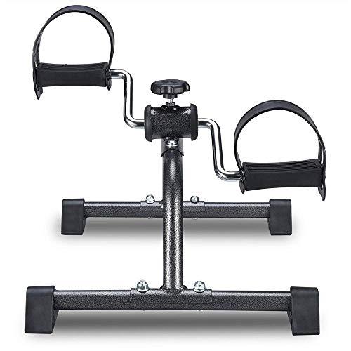 WFDLIU Medical Pedal Exerciser - StationäRer BeinüBerträGer - Low Impact, Tragbares Mini-Fahrrad FüR Ihren Schreibtisch - Schlankes Design FüR Arm Oder Fuß - Klein