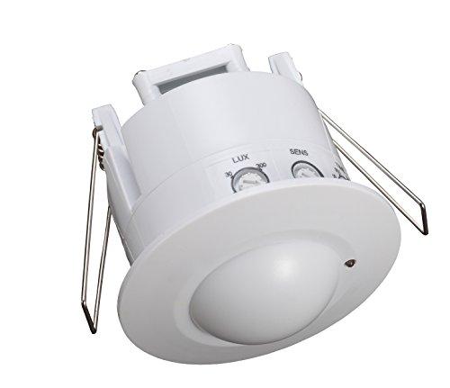 Garza Power - Detector Movimiento Microondas Techo