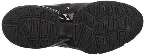 Puma Tazon Modern Fracture, Chaussures Multisport Outdoor Homme Noir (Black)