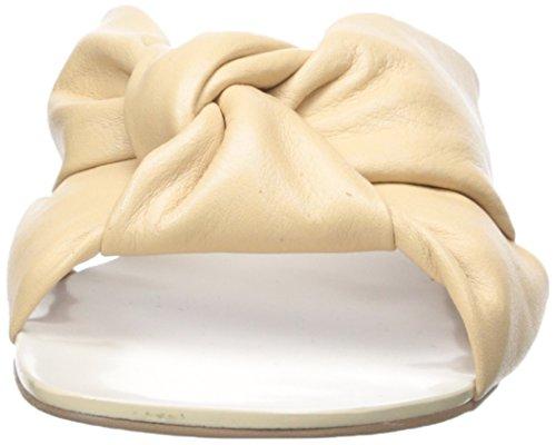 Calvin Klein Ambra Cervo Leder Sandale Sandstrom
