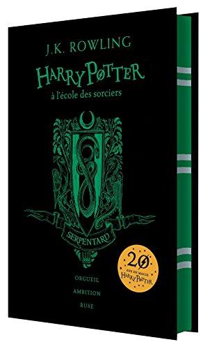 Harry Potter : Harry potter à l'école des sorciers : Serpentard