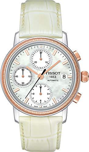 Tissot BRIDGEPORT CHRONO 18KT RG B A T71.1.480.76 Chronographe Automatique pour hommes