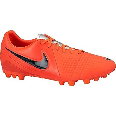 Nike - Botas de fútbol de sintético para hombre Naranja bright crimson/black-chrome, color, talla 7,5
