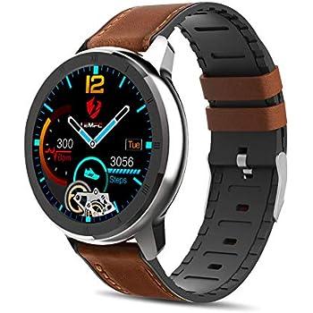 Famyfamy LEMFO ELF2 - Smartwatch para hombres y mujeres ...