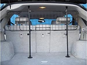 Universal Deluxe Dog Guard Mesh Grill Fits All Cars by Streetwize