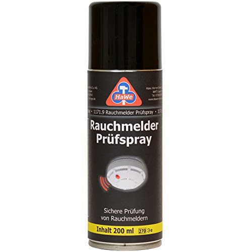 HaWe 1171.9 Rauchmelder-Prüfspray 200ml