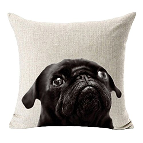 Bluelans-Lovely-Dog-Pug-Elk-Cat-Anchor-Linen-Square-Decorative-Throw-Pillow-Case-Cushion-Cover-18-x-18