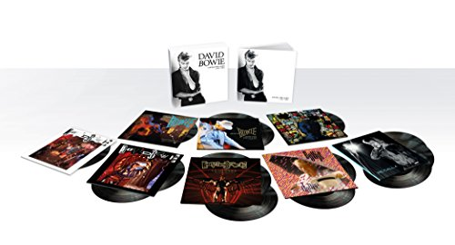 LOVING THE ALIEN (1983 - 1988) [VINYL Boxset] [VINYL]