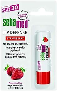 Sebamed SPF30 Strawberry Lip Defense, 4.8 gm