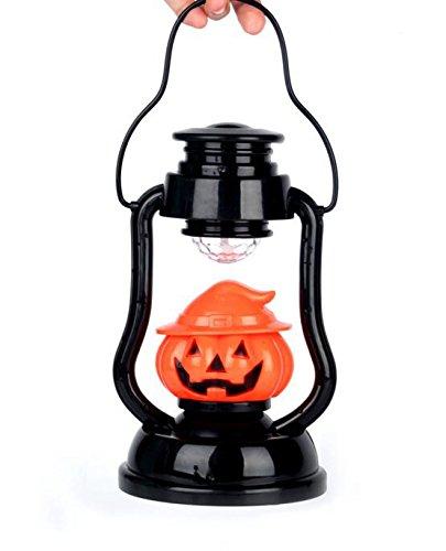 Tragbare Laternen, Kürbis Lichter, glühende Kerosin Lichter, simulierte Laternen, Halloween Dekorationen, Spuk Haus Requisiten