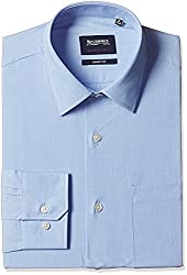 blackberrys Mens Formal Shirt (8907599254956_BP-ELIGIBLE_40_Light Blue)