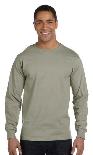 The Elevators auf American Apparel Fine Jersey Shirt Stoash Green