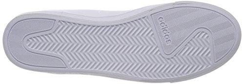 adidas Damen Cloudfoam Daily QT Clean Sneaker Weiß (Footwear White/Footwear White/Grey Three)