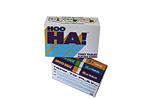 HOO HA! Maths Game Times Tables 3,4 and 6 (age 8-9)KS2