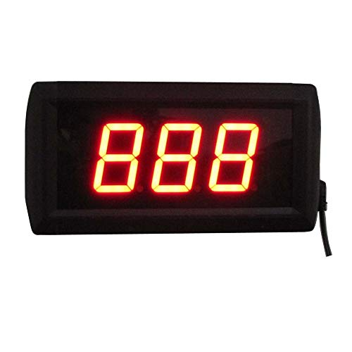 Cotangle-JJ Reloj de Pared Digital led Reloj Deportivo Digital de ...