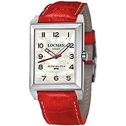 Locman 024100MWNBK2PSR_wt Unisex Wristwatch