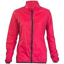 0c5803d1fc3702 Crivit Sports® Damen Funktionsjacke - Wasserabweisend & Atmungsaktiv -  Ultraleicht