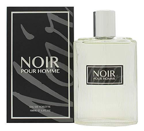 Noir Prism Parfums Pour Homme Eau de Toilette Spray, 100 ml -