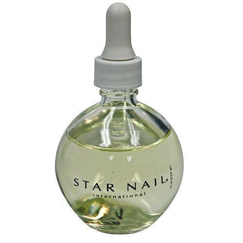 Star Nail Huile à cuticule parfumée - Aromathérapie - Parfum de baie et de vanille - Formule légère non-graisseuse - 75 ml