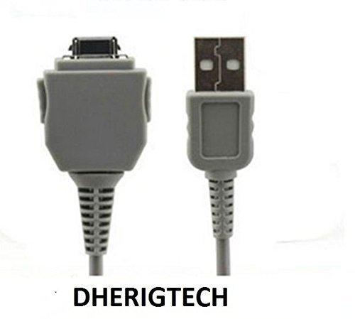 Sony Cyber-Shot DSC-W170, W200VMC-MD1USB Daten Sync/Kabel für PC/Mac (W200 Cyber-shot)