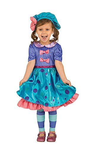 Nickelodeon Little Charmers Lavender Child Costume