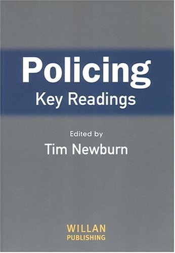 Policing: Key Readings (2004-11-01)