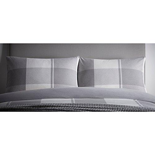 j-por-jasper-conran-gris-haymarket-funda-de-almohada-par-algodon-gris-2-x-st-pil