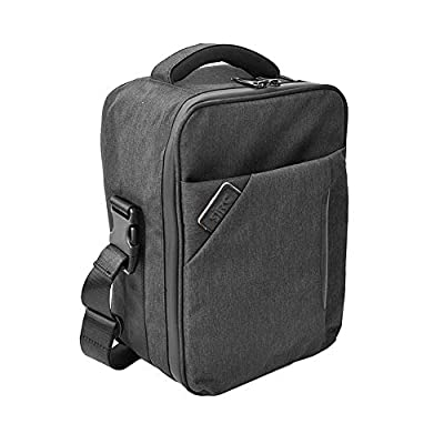Niulyled Waterproof Accessories Storage Bag ?Travel Portable Bag for SJRC Z5 Dual GPS Drone Intelligent Follow?351624CM
