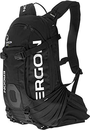 Ergon BA2 E Protect All Mountain Ergo Fahrrad Rucksack Schwarz