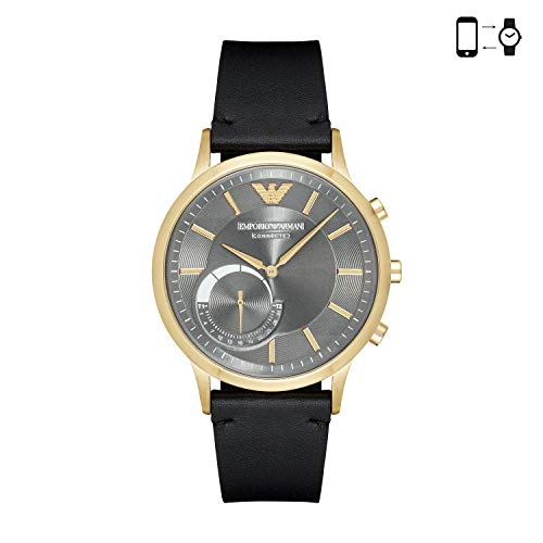 578b0af0c44b0 Emporio armani connected the best Amazon price in SaveMoney.es