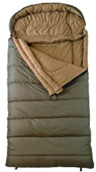 TETON Sports Celsius XL -32 Degree C / -25 Degree F Flannel Lined Sleeping Bag (90