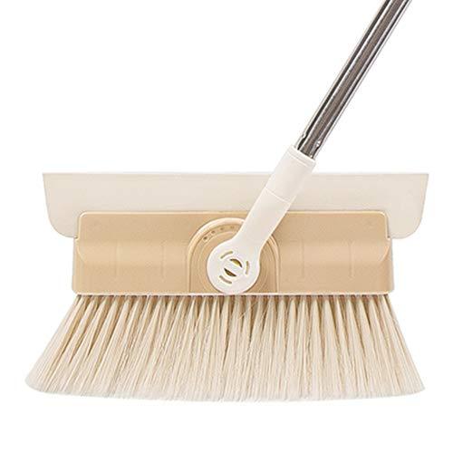 HUIHUAN Push Broom Fegen des Bodens Magic Broom Single Installieren Haushalt Weiches Haar Fegen Haar Artefakt Besen Wc Wischer Schaben -