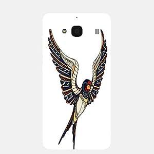 Back cover for Redmi 2 Egyptian Bird