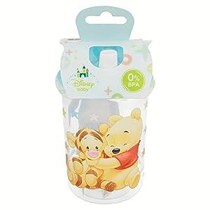 Mickey Mouse- Vaso Transparente con Boquilla (STOR 39838)