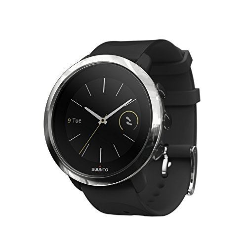 Suunto - Fitness 3 - SS050018000 - Reloj Multisport con GPS y...