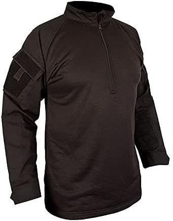 Kombat UBACS- Tactical Fleece (Black, Medium)